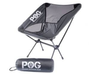 POG Springer Lightweight Compact Backpacking Chair