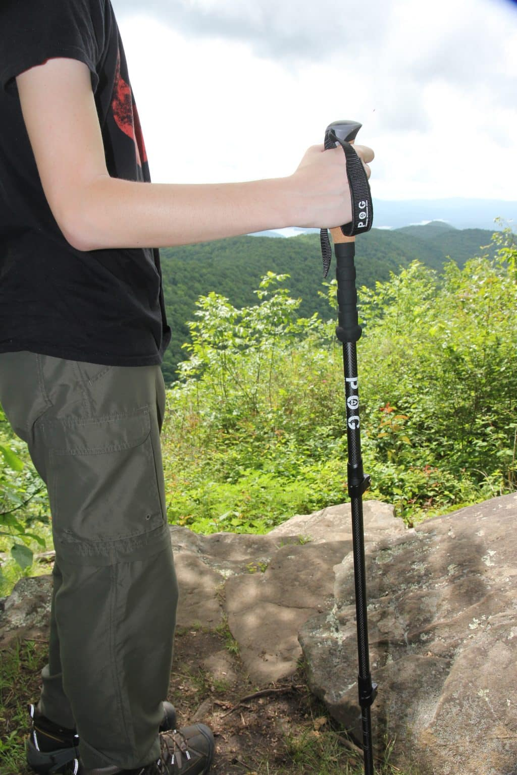 images How to Adjust Hiking Poles